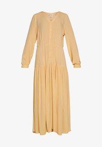 CARIE DRESS - Robe longue - beige