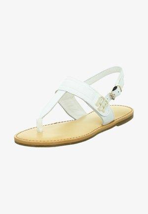 Sandali - weiß