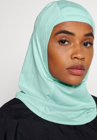adidas Performance - HIJAB SET - Headscarf - clear mint - 3
