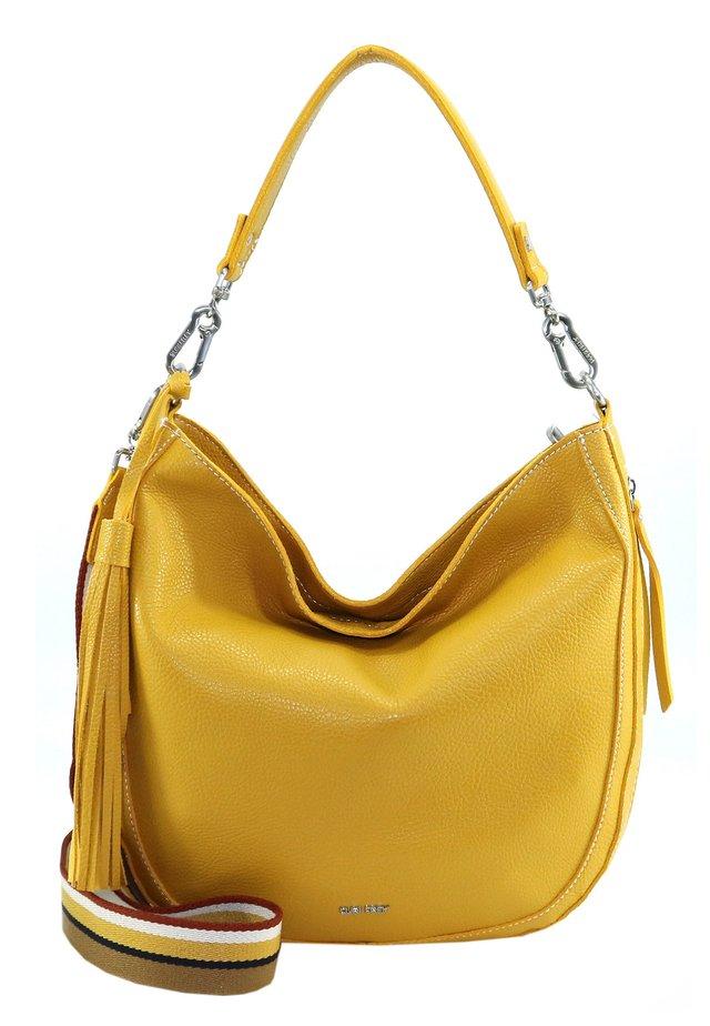 LORY - Across body bag - yellow
