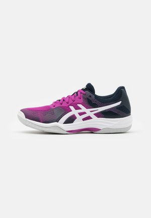 GEL TACTIC - Scarpe da pallavolo - digital grape/white