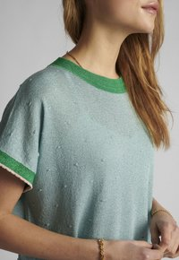 Nümph - NUDARLENE  - Print T-shirt - ether - 2