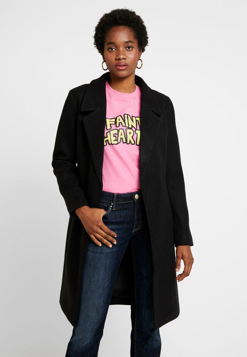 ONLY - ONLREGINA COAT - Zimní kabát - black