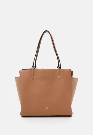 DONYX - Tote bag - camel