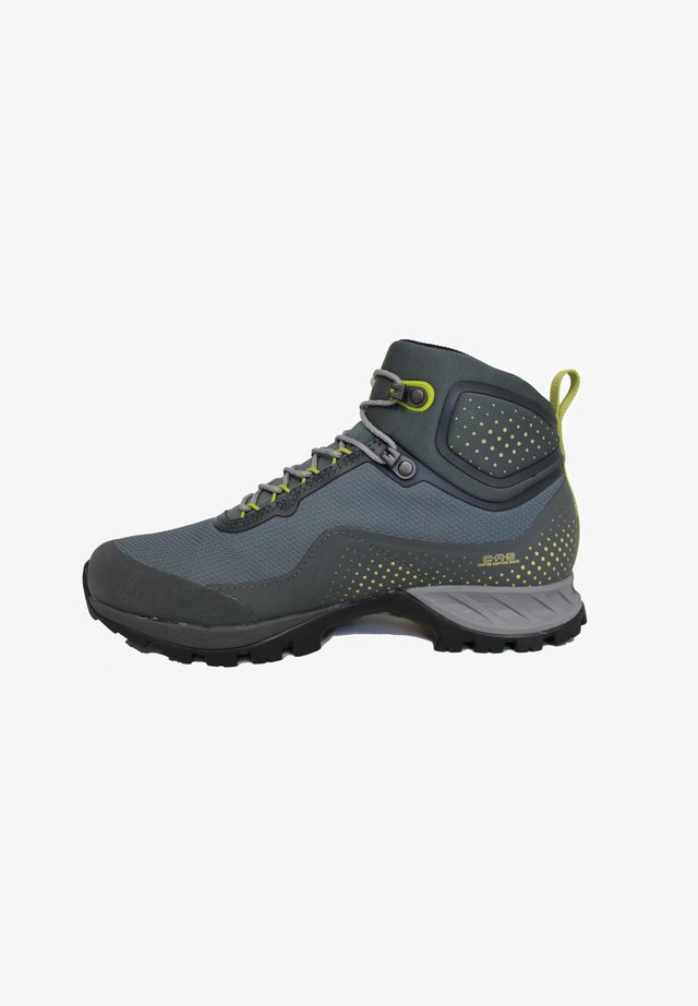 Hiking shoes - shadow piedra - dusty campo
