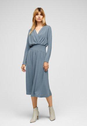 Jersey dress - light blue