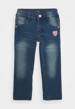 Vaqueros slim fit - jeansblau orig