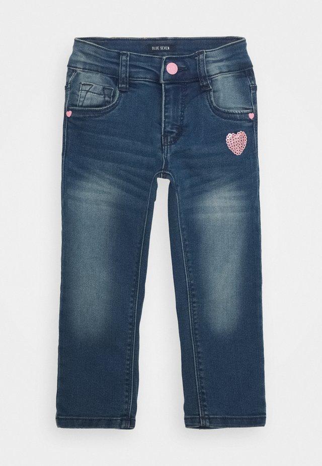 Slim fit jeans - jeansblau orig