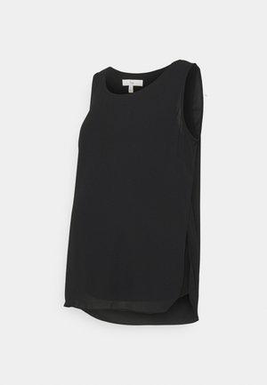 CHARLOTTE NURSING  - Top - black