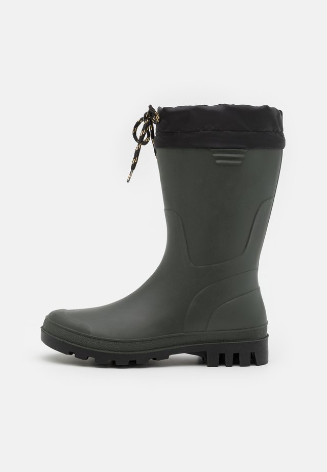 Gummistiefel - dark green
