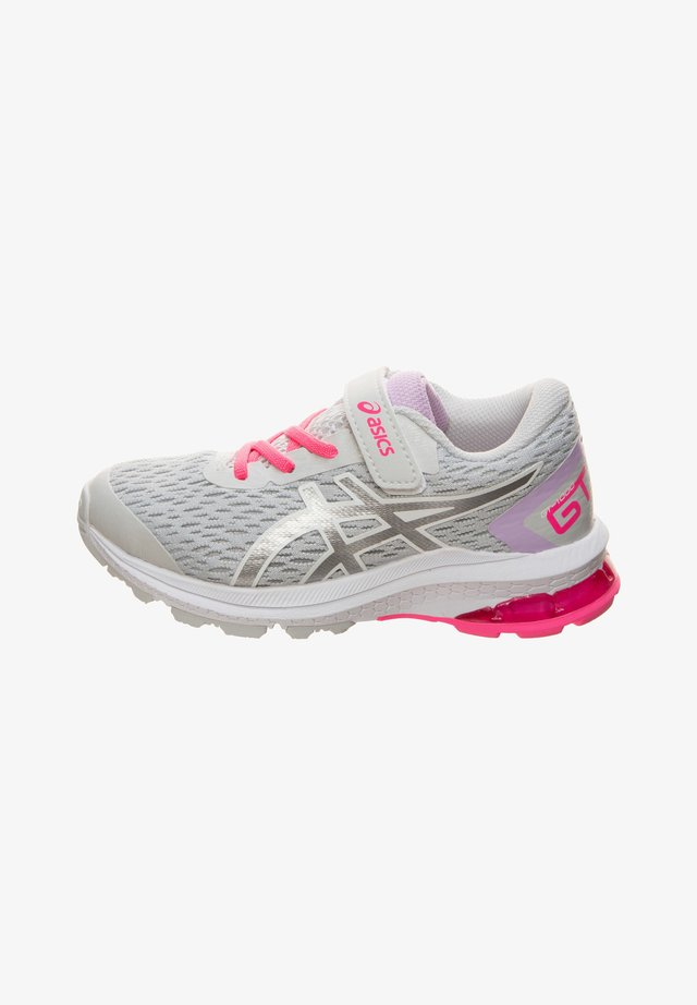 Stabilty running shoes - glacier grey / pure silver