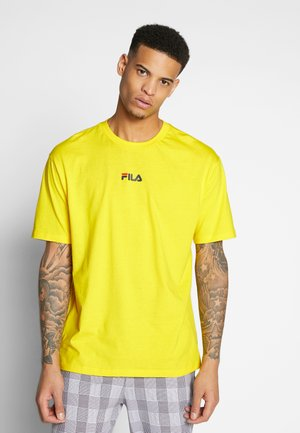 BENDER - T-shirt med print - empire yellow