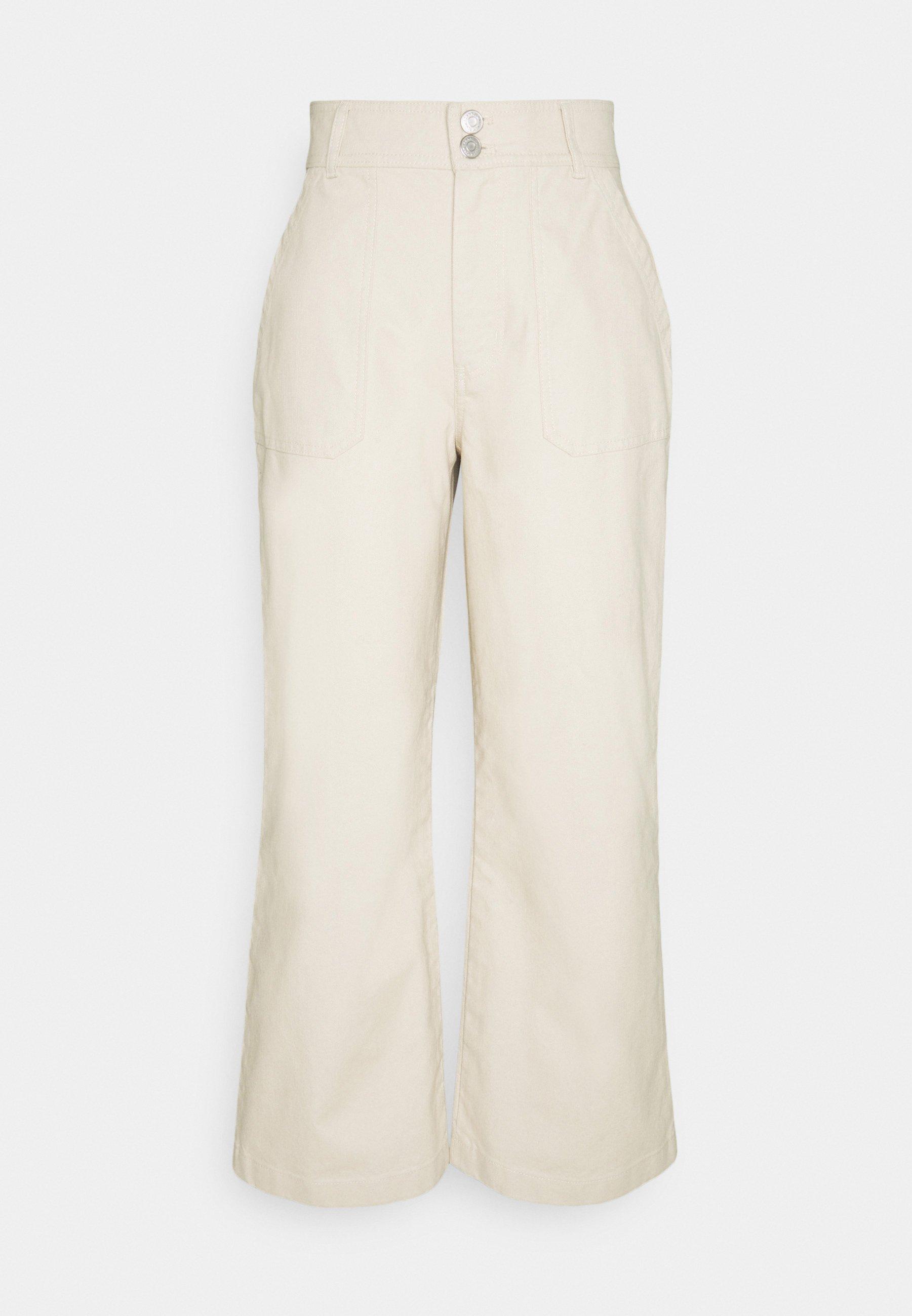 Donna SUPER STRAIGHT PANT - Pantaloni
