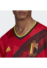 adidas Performance - BELGIUM RBFA HOME JERSEY - Article de supporter - red - 3