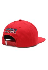 Vans - Cap - (where's waldo?)racingred - 1