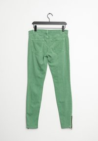 Current/Elliott - Slim fit jeans - green - 1