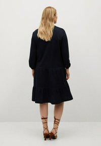 Violeta by Mango - Day dress - dunkles marineblau - 2