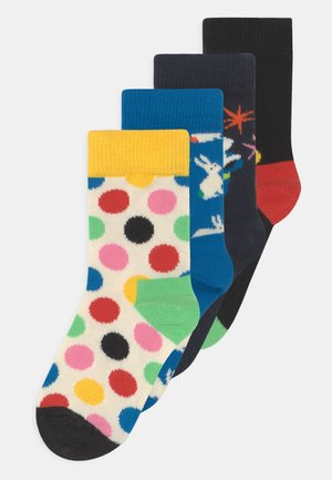 MAGIC BUNNY & CLOWN 4 PACK UNISEX - Socks - multi