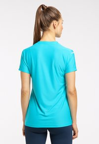 Haglöfs - Basic T-shirt - maui blue - 1