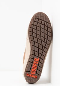 Candice Cooper - MID - Sneakers high - brunette/sabbia - 6