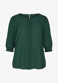 Zizzi - Blouse - dark green - 1