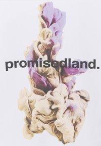 9N1M SENSE - PROMISED LAND HOODIE UNISEX - Sweatshirt - white - 7