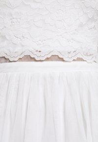 Nly by Nelly - DREAM DRESS - Vestido de cóctel - white - 6