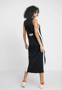 Puma - DRESS - Vestido ligero - black - 2