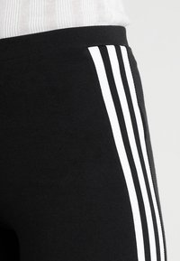 adidas Originals - ADICOLOR TREFOIL TIGHT - Leggings - black - 3