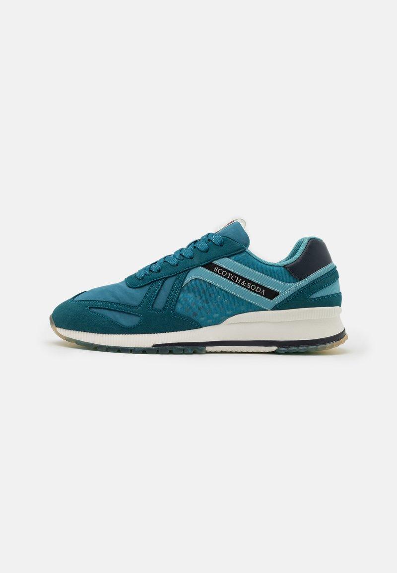 Scotch & Soda - VIVEX - Sneakers - aqua blue