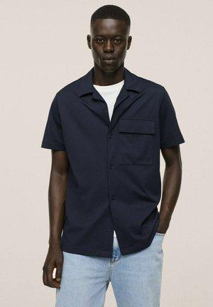 Shirt - azul marino oscuro