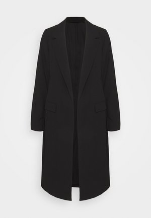 ALEIDA TRI DUSTER - Classic coat - black