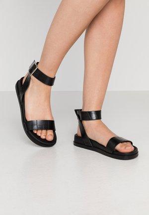 FARO - Sandales - black