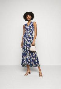 MAX&Co. - PADRINO - Maxi šaty - cornflower blue pattern - 1