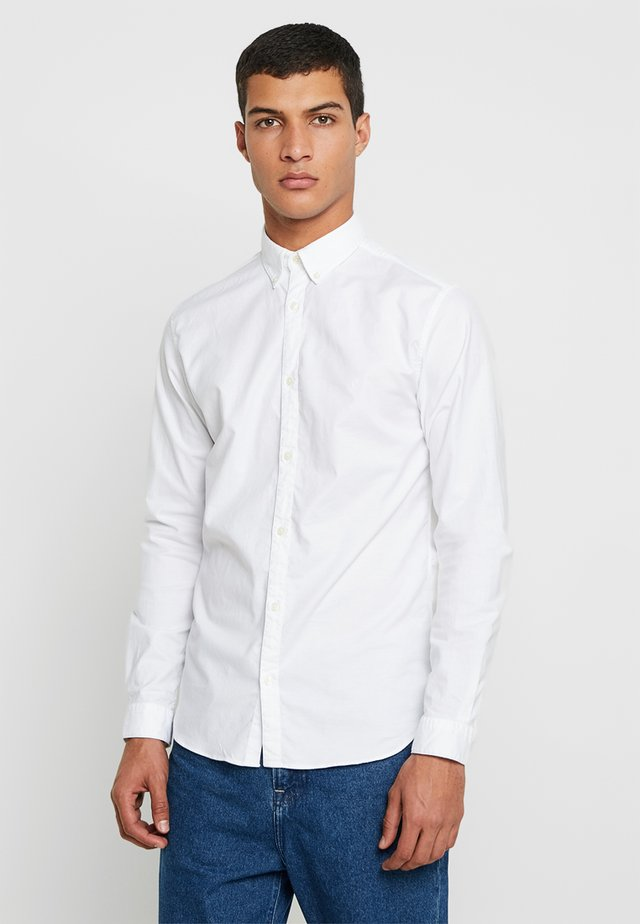 JPRLOGO - Camicia - white