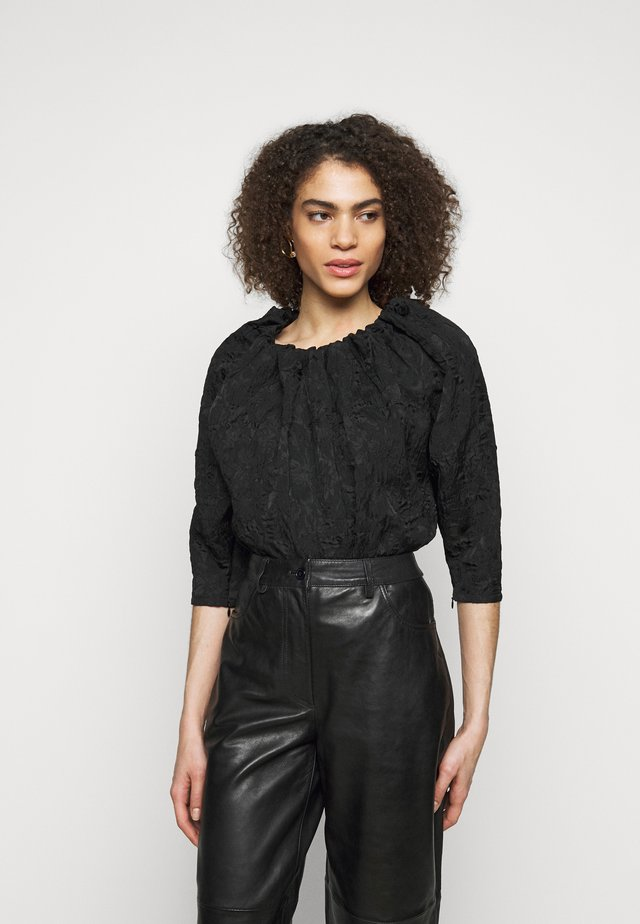 LINA - Blouse - black