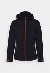 Icepeak - BIGGS - Soft shell jacket - dark blue - 5