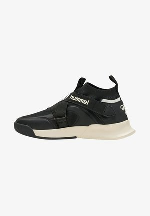 RECYCLED JR - Trainers - black