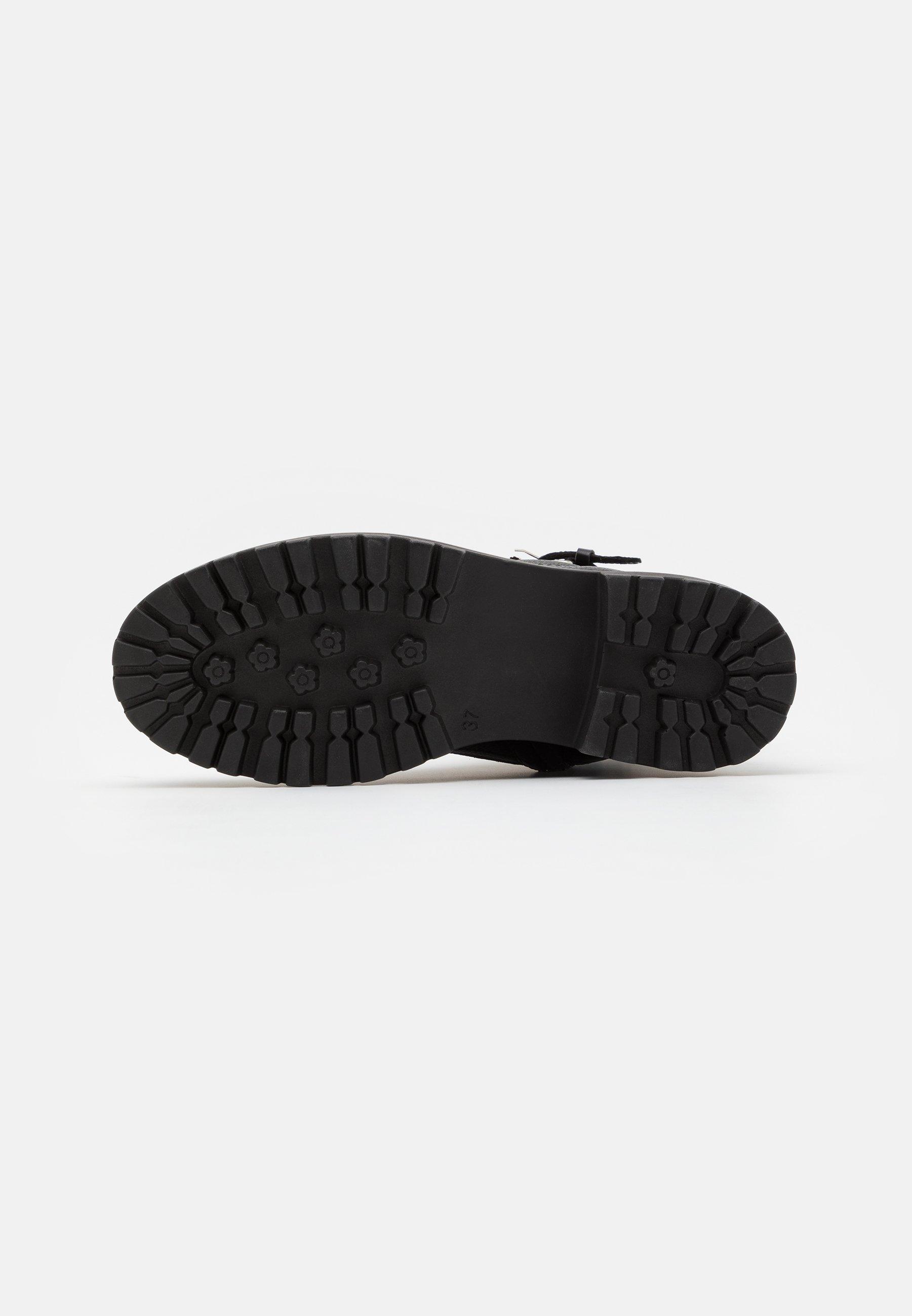 Gioseppo BARNEVELD Plateaustiefelette black/schwarz