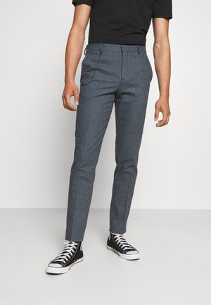EUXTON TROUSER - Trousers - mid blue