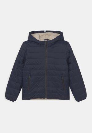 COZY PUFFER - Zimní bunda - navy