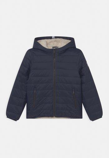 COZY PUFFER - Winter jacket - navy