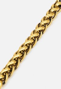 Guess - NARROW WHEAT WIRE CHAIN UNISEX - Armbånd - antique gold-coloured - 2
