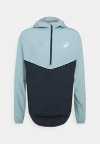 ASICS - VISIBILITY JACKET - Sports jacket - smoke blue/french blue - 0