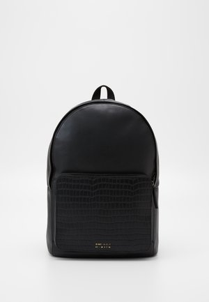 UNISEX LEATHER - Reppu - black