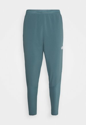 ACTIVE TRAIL HYBRID JOGGER - Tracksuit bottoms - mallard blue