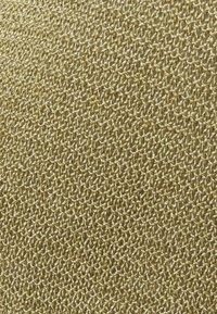 More & More - CARDIGAN - Cardigan - muddy green - 2