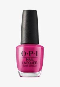 OPI - SPRING SUMMER 19 TOKYO COLLECTION NAIL LACQUER - Nail polish - nlt83 hurry-juku get this color! - 0