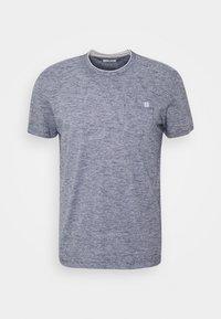 TOM TAILOR - Print T-shirt - dark blue - 0
