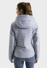 camel active - Winter jacket - sky blue - 2